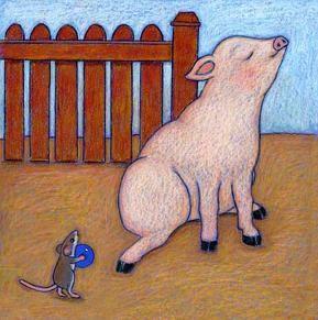 Câu chuyện tuần 23 - Cái bẫy chuột