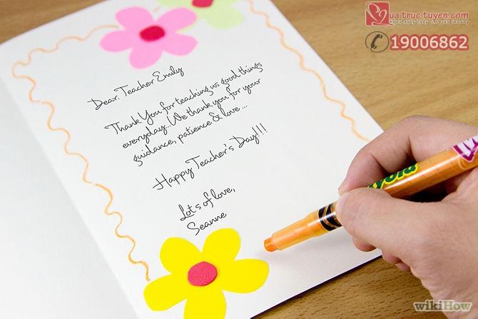 Contoh Greeting Card Untuk Guru Dan Artinya Surat Rasmi Ra