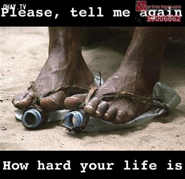 6 bức hình khiến bạn ngừng ca thán về cuộc đời