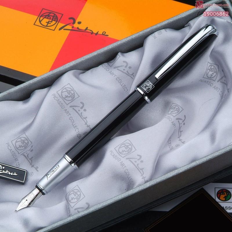 Bút picasso 916 đen – Bản Bút máy