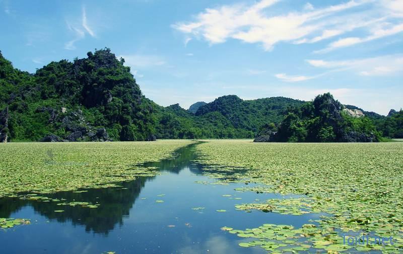Địa điểm đi chơi gần Hà Nội