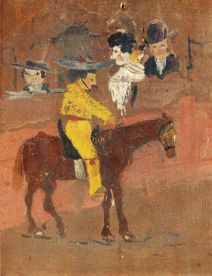 The Picador -1890