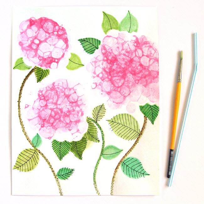 3 bước vẽ tranh cực đẹp dành cho người không có 1 tí hoa tay nào - Ảnh 7.