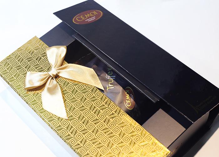 socola cemoi truffles Pháp