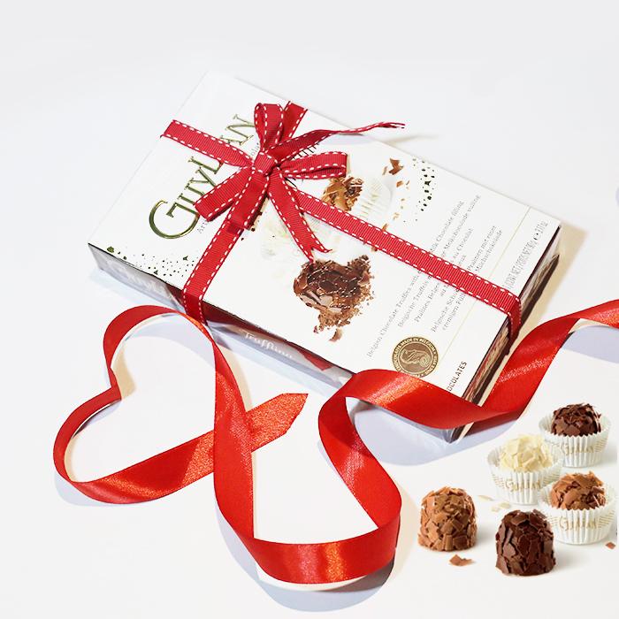 socola trufflina guylian