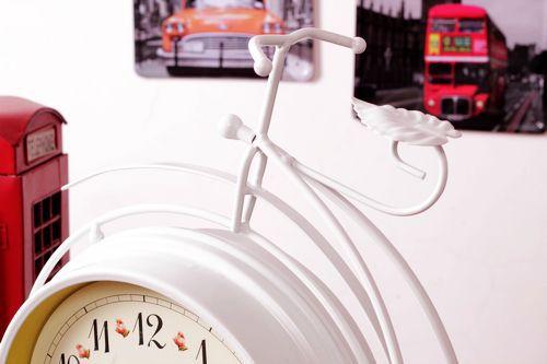 đồng hồ xe đạp bánh cao nghệ thuật