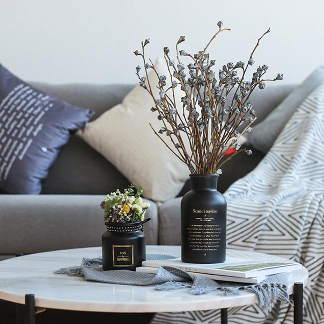 Lọ hoa thủy tinh scandinavian