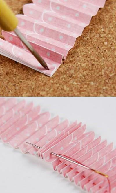 Khéo tay làm hộp quà đựng kẹo hình bánh cupcake 2