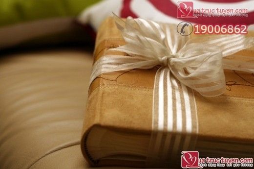 Sách là món quà của tri thức