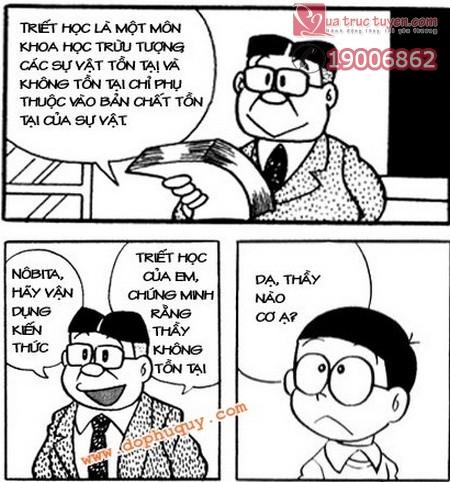Thầy giáo vui tính