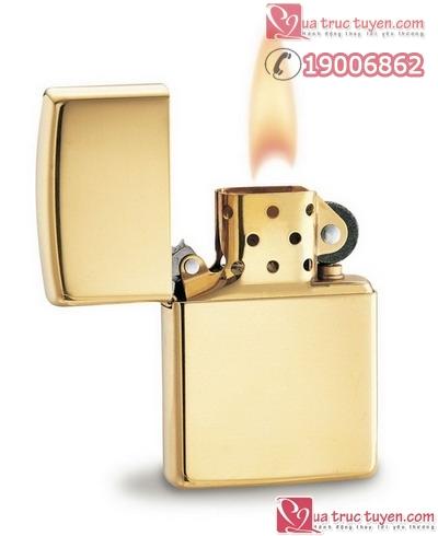 Bật lửa là biểu tượng hâm nóng tình yêu
