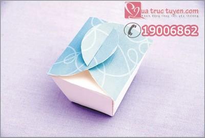 Cách dễ dàng để làm hộp quà tặng siêu xinh 11