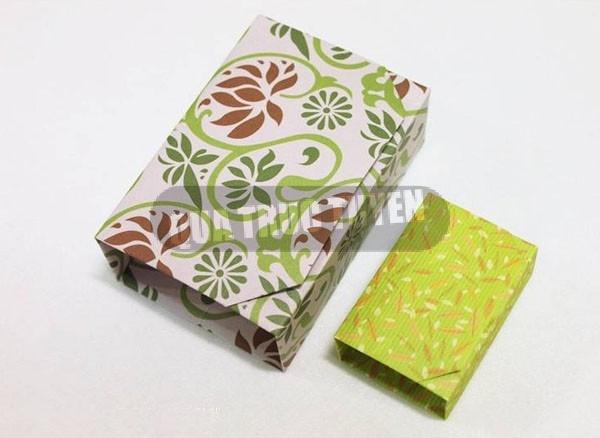 Hộp quà xinh xắn theo phong cách Origami11