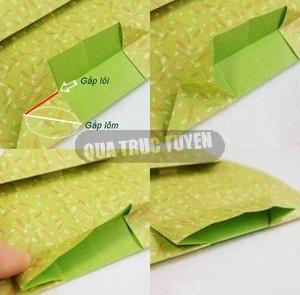 Hộp quà xinh xắn theo phong cách Origami 6