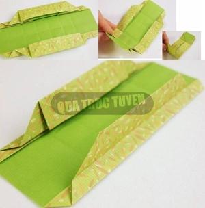 Hộp quà xinh xắn theo phong cách Origami 8