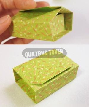 Hộp quà xinh xắn theo phong cách Origami10