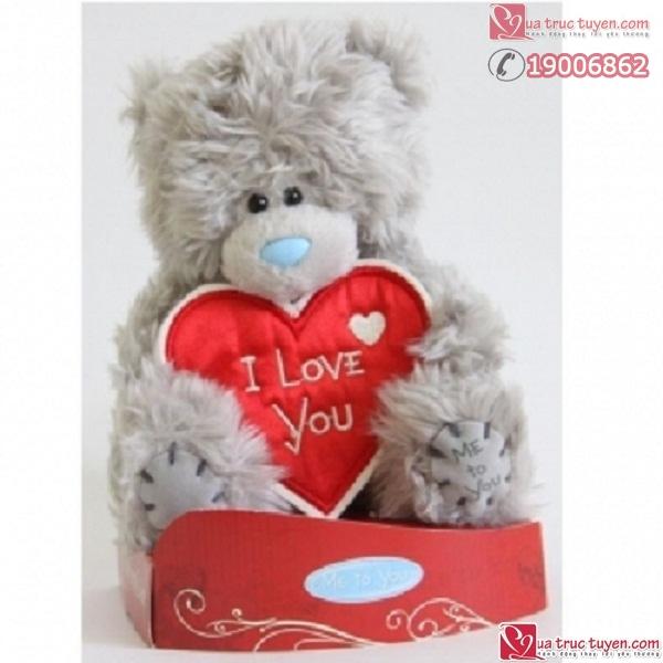 Bạn có thể tỏ tình bằng một chú gấu