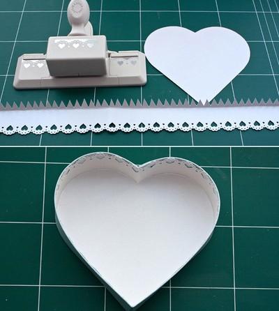 Khéo tay làm hộp quà trái tim thật đẹp 13