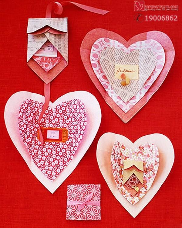 Những mẫu thiệp tỏ tình đáng yêu cho ngày Valentine 9