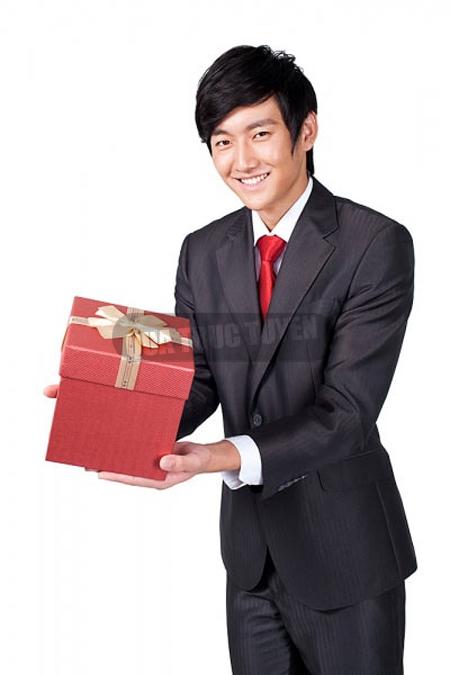 chọn quà tặng