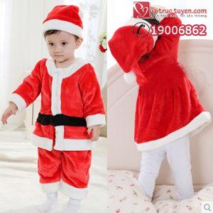 Quần áo Noel cho bé yêu Không thể bỏ lỡ Dịp Giáng Sinh