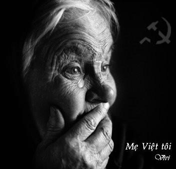 Những bức ảnh cảm động về mẹ