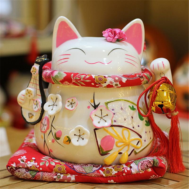 Mèo thần tài đa phúc