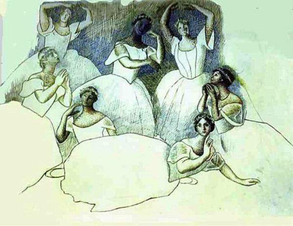"""Đoàn """"Ballet Nga"""" nổi tiếng"""