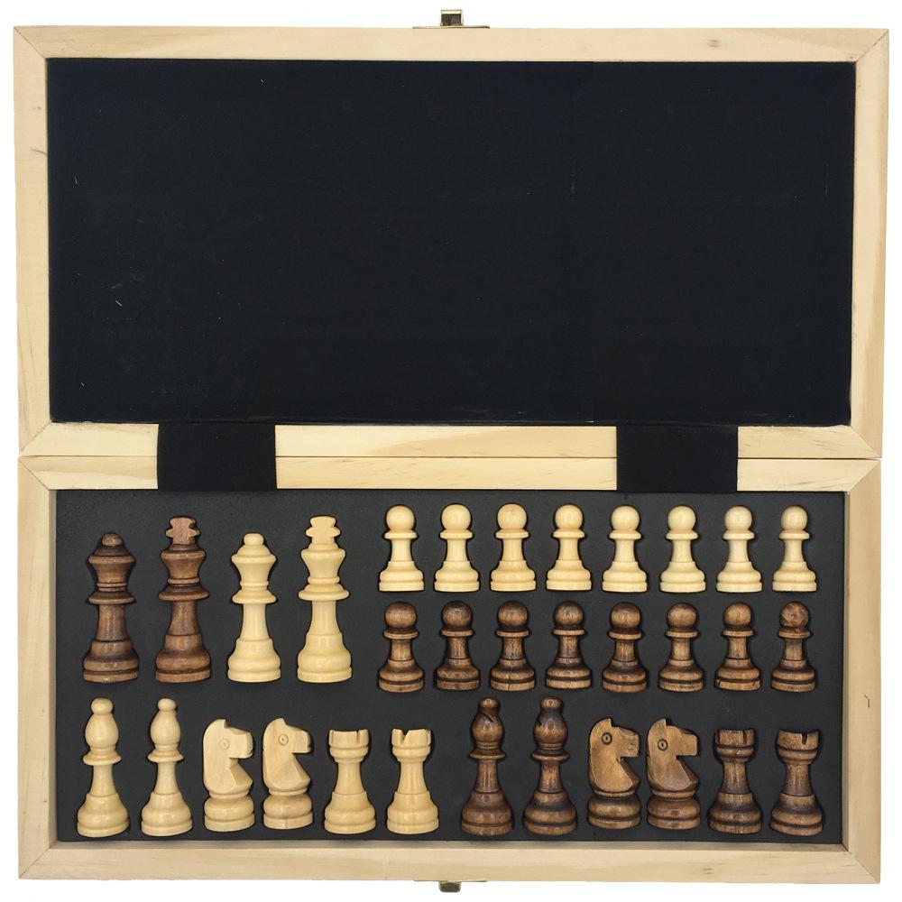 bàn cờ vua gỗ