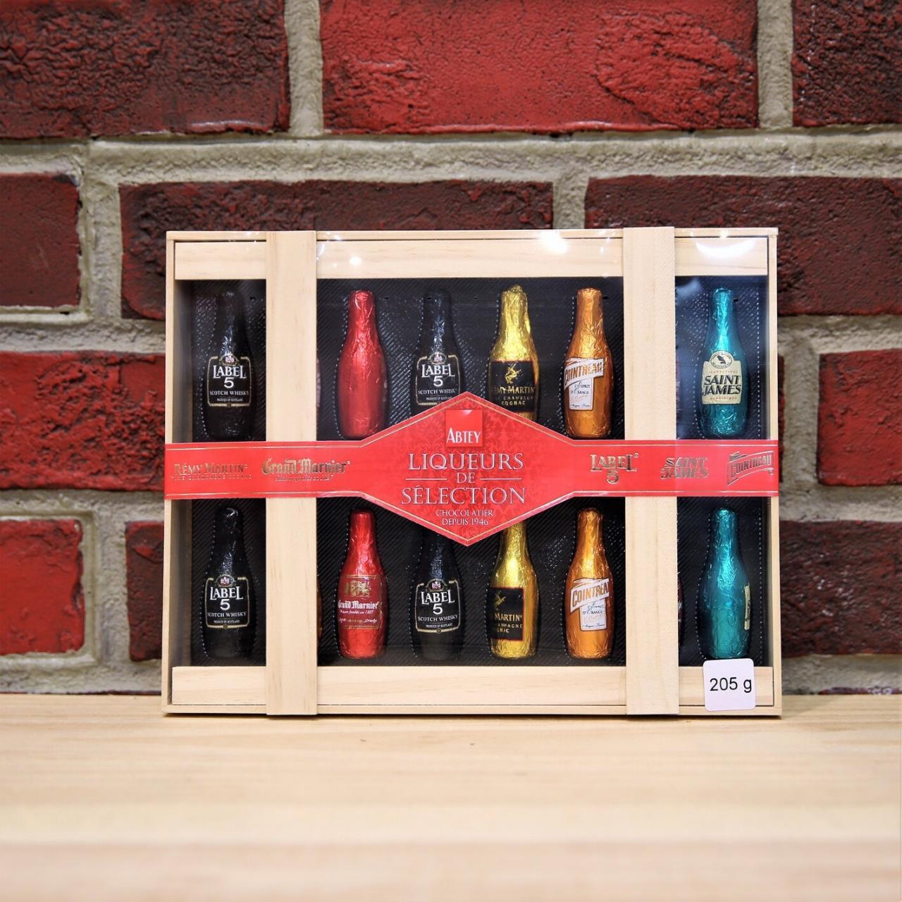 Socola rượu Abtey Pháp