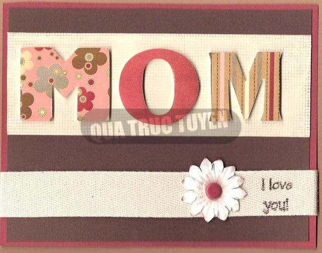 Quà tặng cho Ngày của Mẹ